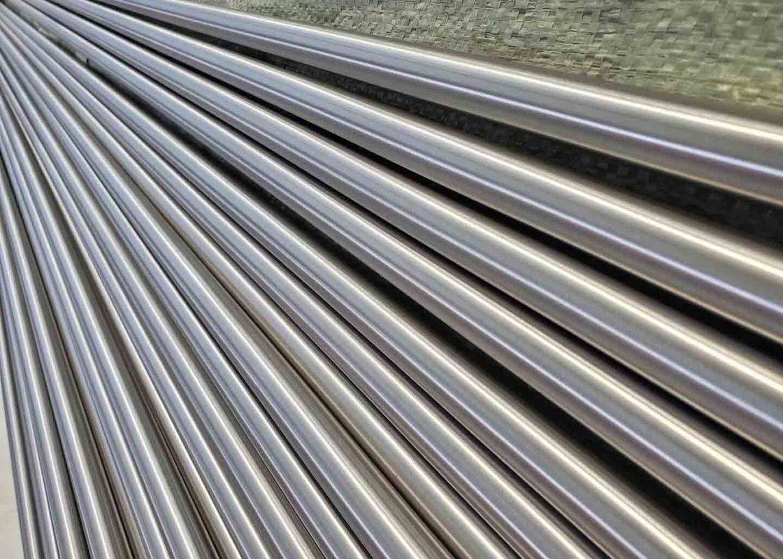 Pure Grade 2 Titanium Rod For Industry Shaft High Straightness Polished Surface